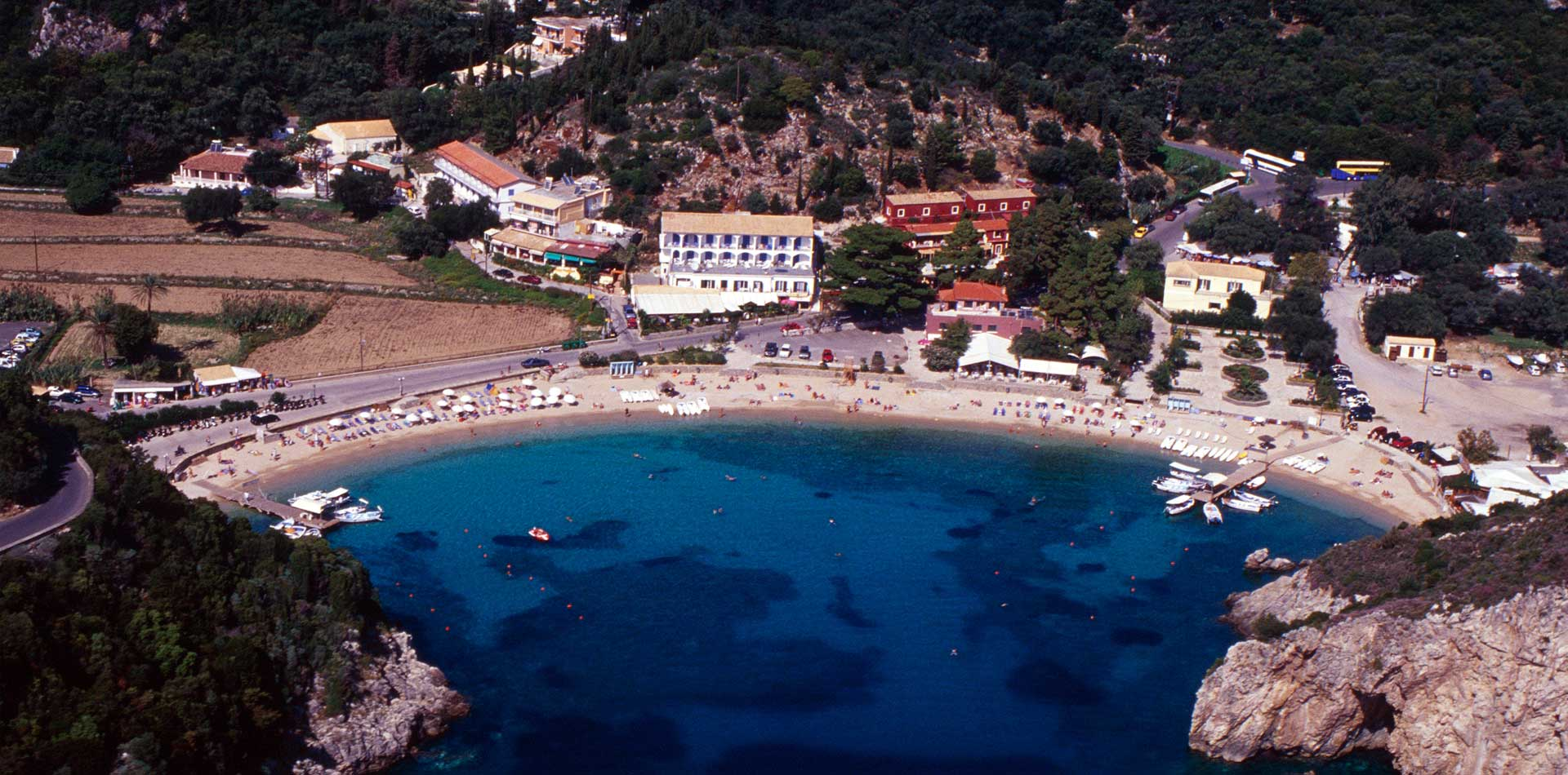 Christina Beach Hotel Corfu